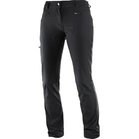 Salomon Wayfarer Straight Pantalon Femme, black